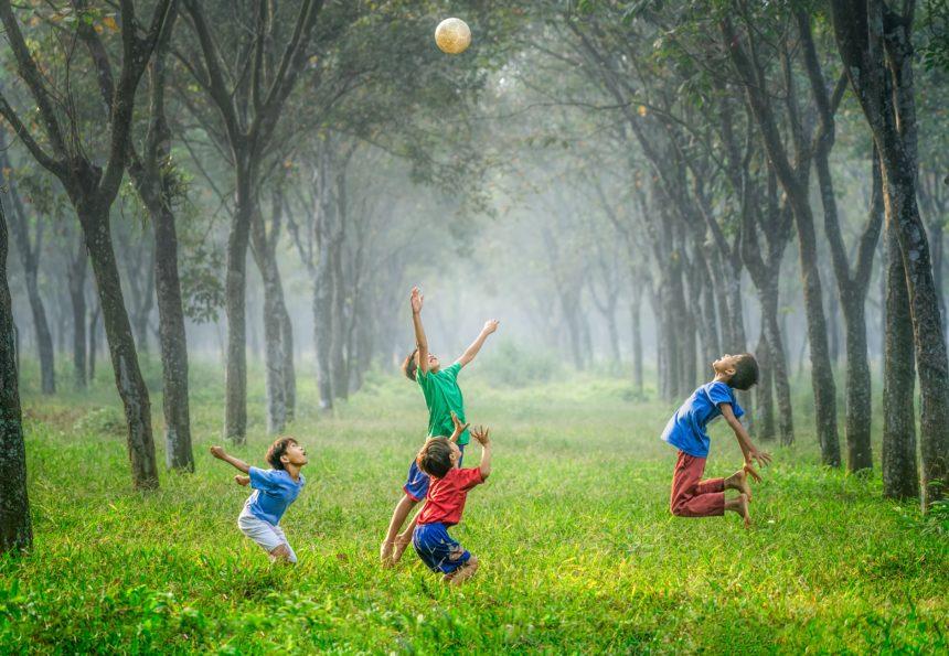 La pleine conscience appliquée aux enfants